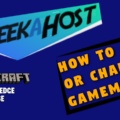 How to Change Gamemode in Minecraft