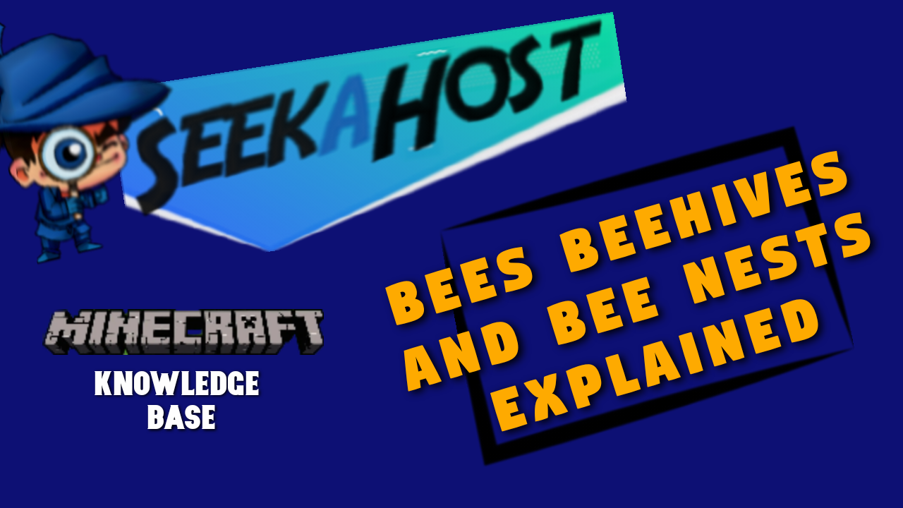 Bee Beehives and Bee nests Explained