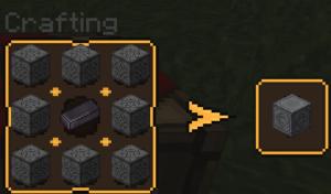 Seekahost lodestone crafting