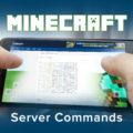 Minecraft-vanila-server-commands.