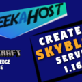 Skyblock Server