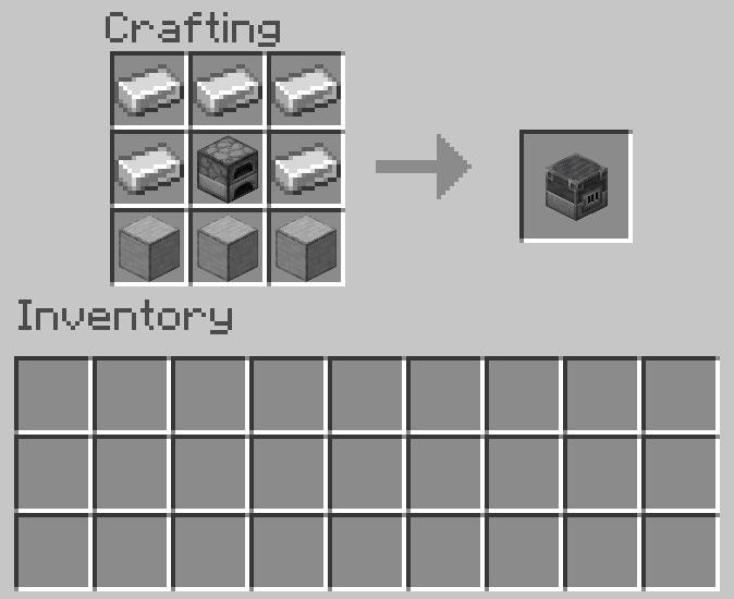 make a blast furnace Minecraft