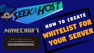 whitelisted server