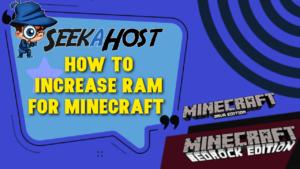 increase ram minecraft