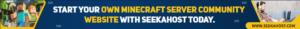 SeekaHost changing server type