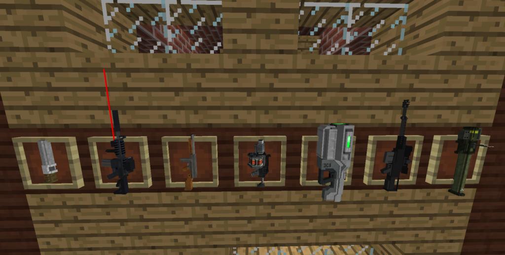 minecraft gun mod 1.12.2