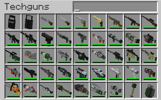 techguns gun mod