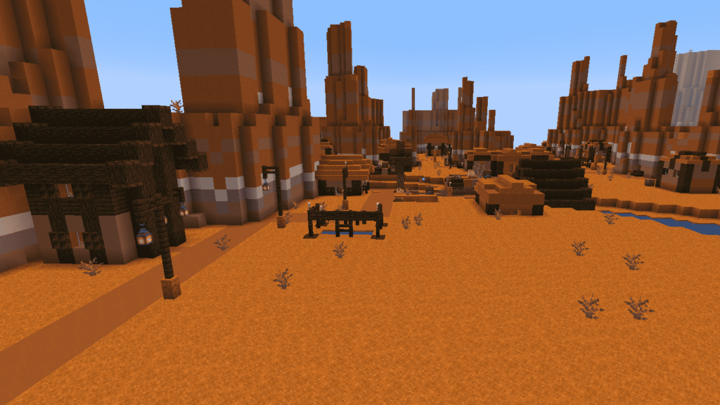 all the mods 6 modpack village