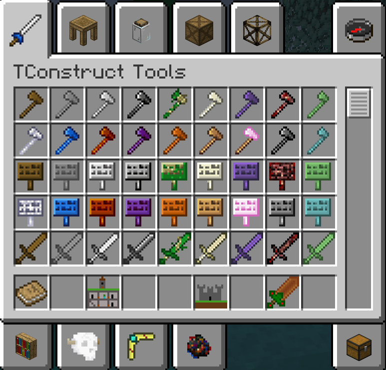 hexxit modpack weapons