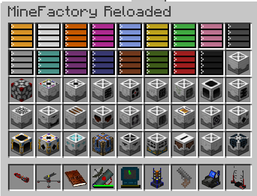 1.7.10 modpack factory
